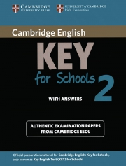 Cambridge Key for Schools 2