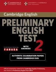 Cambridge Preliminary English Test (PET) 2