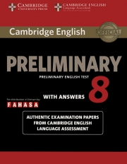 Cambridge Preliminary English Test (PET) 8