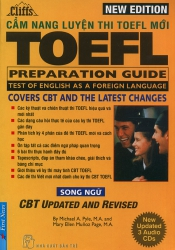 Cliffs - TOEFL Preparation Guide (Song ngữ)