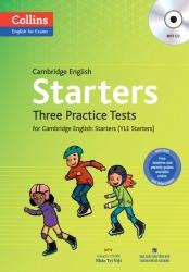 Collins Cambridge English Starters (kèm CD)