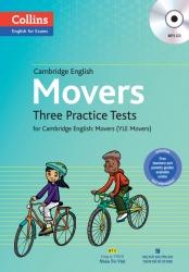 Collins Cambridge English Movers (kèm CD)