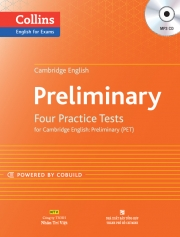 Collins Cambridge English Preliminary (PET) (kèm CD)