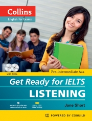 Collins Get Ready for IELTS Listening (kèm CD)