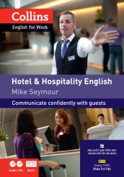Collins Hotel & Hospitality English (kèm CD)