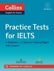 Collins Practice Tests for IELTS (kèm CD)