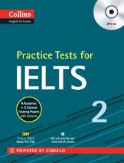 Collins Practice Tests for IELTS 2 (kèm CD)