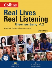Collins Real Lives Real Listening - Elementary A2 (kèm CD)