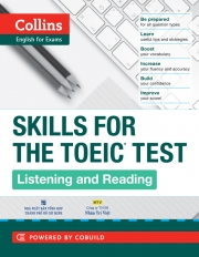 Collins Skills for the TOEIC Test - Listening and Reading (kèm CD)
