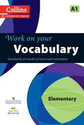 Collins Work on your Vocabulary A1