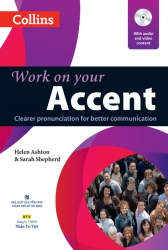 Collins Work on your Accent (kèm CD)