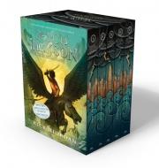 Trọn bộ 5 cuốn Percy Jackson and the Olympians Series - Rick Riordan