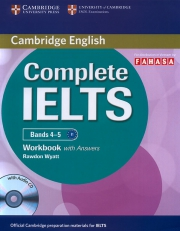 Complete IELTS bands 4-5 - Workbook