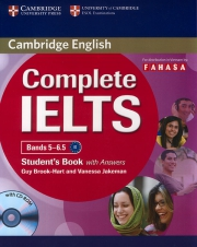 Complete IELTS bands 5-6.5 - Student's Book
