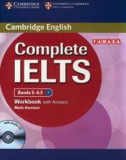 Complete IELTS bands 5-6.5 - Workbook