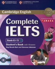Complete IELTS bands 6.5-7.5 - Student's Book