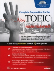 Complete Preparation for the New TOEIC - Hoàn Toàn Mới (kèm CD)