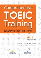 Comprehensive TOEIC Training – Vol. 1 (kèm CD)