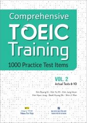Comprehensive TOEIC Training – Vol. 2 (kèm CD)