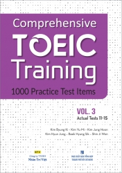 Comprehensive TOEIC Training – Vol. 3 (kèm CD)