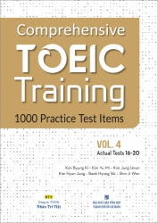 Comprehensive TOEIC Training – Vol. 4 (kèm CD)