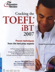 Cracking the TOEFL iBT (kèm CD)