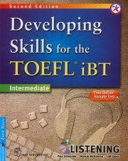 Developing Skills for the TOEFL iBT Listening 2nd edition (kèm CD)