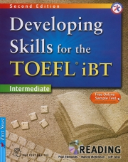 Developing Skills for the TOEFL iBT Reading 2nd edition (kèm CD)