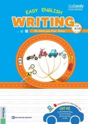 Easy English writing for kids - Bé tham gia giao thông