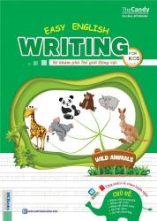 Easy English writing for kids - Bé khám phá thế giới động vật
