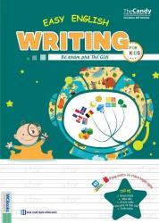 Easy English writing for kids - Bé khám phá thế giới