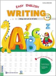 Easy English writing for kids - Bảng chữ cái và số đếm