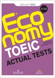 Economy TOEIC: Actual Tests LC   RC (kèm CD)