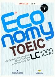 Economy TOEIC: LC 1000 vol 2 (kèm CD)