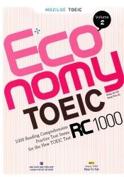Economy TOEIC: RC 1000 vol 2
