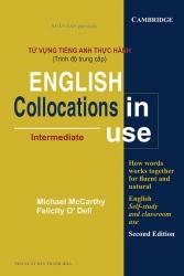 English Collocations in use - Second edition - Intermediate