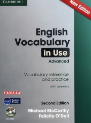 English Vocabulary in use - 2nd edition - Advanced (kèm CD)