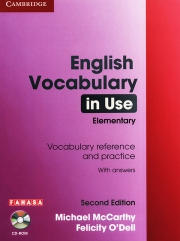 English Vocabulary in use - 2nd edition - Elementary (kèm CD)