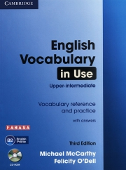 English Vocabulary in use - 3rd edition - Upper-Intermediate (kèm CD)
