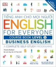 English for Everyone - Business English - Course Book 1 (kèm CD)