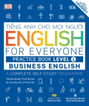 English for Everyone - Business English - Practice Book 1 (kèm CD)