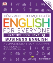 English for Everyone - Business English - Practice Book 2 (kèm CD)