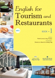 English for Tourism and Restaurants – Book 1 (kèm CD)