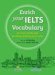 Enrich your IELTS Vocabulary