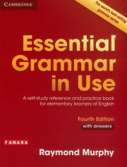 Essential Grammar in use - Fourth Edition - Raymond Murphy
