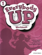 Everybody Up - 1 - Workbook