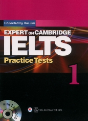 Expert on Cambridge IELTS 1 (kèm CD)