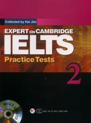 Expert on Cambridge IELTS 2 (kèm CD)