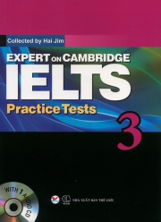 Expert on Cambridge IELTS 3 (kèm CD)