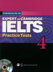 Expert on Cambridge IELTS 4 (kèm CD)